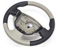 Volant en Cuir Beige Renault Twingo II Neuf Recouvert de Similicuir 8200463332
