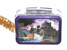 "NEW~HARRY POTTER MINI TIN LUNCH BOX  MINT SEALED BAG  6"" X 4"" X 3"""
