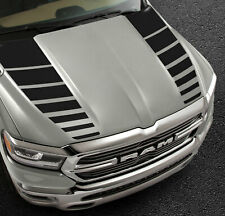 Hood Cowl Graphic Decals for Dodge RAM 1500 All New 2019