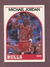 1989 HOOPS MICHAEL JORDAN HOF #200 - CHICAGO BULLS - NM