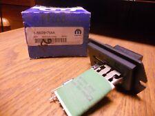 NEW MOPAR AC AND HEATER RESISTOR 68029175AA ( DN715 DS706  B2 )