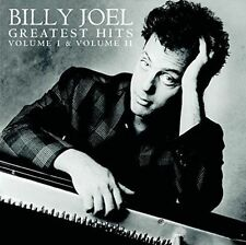 Billy Joel Greatest Hits Volume 1 & II 2cd Best of
