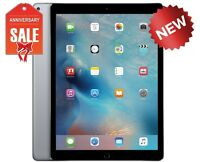 NEW Apple iPad Pro 128GB, Wi-Fi + AT&T (UNLOCKED), 12.9in - Space Gray