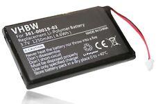 Li-Polymer Batterie pour GPS GARMIN NUVI 660 660t ACCU NÜVI