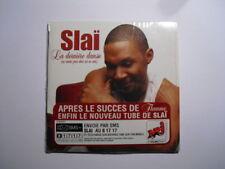 Slaï – La Dernière Danse (Ne Rentre Pas Chez Toi Ce Soir) CD Single Pop Zouk