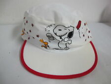 SNOOPY WOODSTOCK PEANUTS PAINTER HAT VINTAGE LETS PARTY!