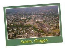 postcard Salem Oregon OR