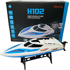 SkyCo Remote Control Boats for Pools and Lakes Rc Boat for Kids or Adults, Pool