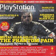 Playstation Magazine Demo Disc No 82