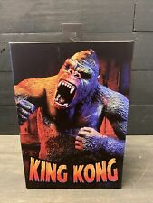 ?NEW? NECA KING KONG ILLUSTRATED VERSION FIGURE EXCLUSIVE NEW SEALED & IN HAND