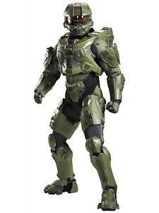 Master Chief Ultra Prestige Halo Video Game Mens Costume & Light Up Helmet 2XL