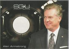 "Stargate Universe Season 1 - ""Alan Armstrong's White Shirt"" Costume Card"