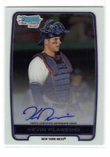 Kevin Plawecki Mets 2012 Bowman Chrome Draft Rookie Card rC AUTO QUANTITY