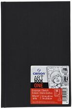 Canson ArtBook 180/° 8.9x14cm lay flat sketchbook including 80 sheets of 96gsm drawing paper