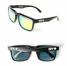 New In Box SPY Ken Block Helm Sunglasses - Black with White SPY