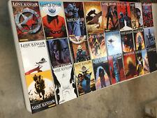 Lone Ranger 1-25 Dynamite Comics 2006