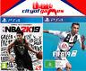 NBA 2K19 & Fifa 19 PS4 Bundle Brand New In Stock