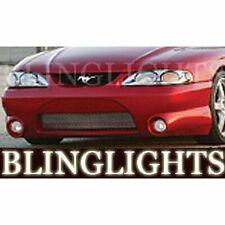 Ford Mustang Erebuni Body Kit Bumper Angel Eye Drivinglights Foglamps 1994-1998