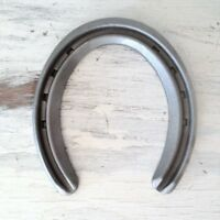 New Steel Horseshoes - Lite Rim Size 0 -Sand Blasted- Heritage Forge - 20 Shoes