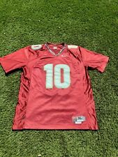 Nike FSU Florida State Seminoles Mens XL Football Derrick Brooks #10 Jersey