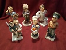 Lot of 6 Goebel Hummel Figurines - Very Nice Collectables - All Perfect