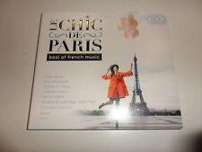 CD Le Chic de Paris de Carla Bruni-Andreas Bocelli-Zazie