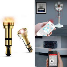 Universal 3.5mm IR Infrared Remote Control TV AC for Phone Android Mobile Phone