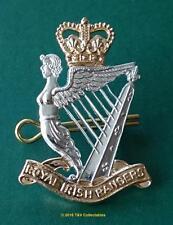 THE ROYAL IRISH RANGERS CAUBEEN BADGE