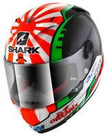 Casque Helmet Capacete Helm Intégrale Shark Race-R Pro Zarco 2017 TAILLE S