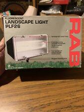 RAB FLUORESCENT LANDSCAPE LIGHT #PLF26