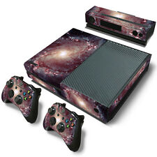 XBox One Console and Controller Skins -- Space / Nebula / Galaxy (#2036)