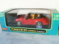 1/18  PORSCHE 911 CARRERA  4