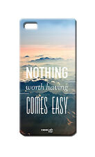 COVER CASE PROTETTIVA NOTHING EASY PER HUAWEI ASCEND P8 LITE