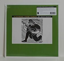 CLEANERS FROM VENUS My Back Wages VINYL LP Sealed/New Captured Tracks