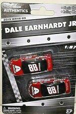 NASCAR AUTHENTICS '19 1/87 #88 DALE EARNHARDT JR. FINAL RIDE LIQUID COLOR WAVE 3
