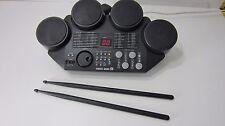 Vintage Yamaha DD-9 Drum Machine Sound Effects Working w/Sticks & Cord