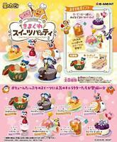 Re-ment Kirby Chef Kawasaki Sweets Party 8 pcs sets figure Japan
