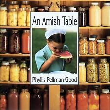 Amish Table, Good, Phyllis, 1561481300, Book, Good