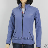 "$65 New Womens Columbia ""Summit Rush"" Omni-Wick Full Zip Sweaters Sweatshirts"