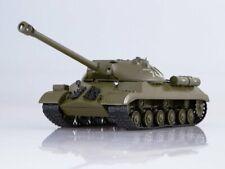 Scale tank model 1:43, IS-3М