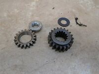 Oil Seal Set Engine Crank Yamaha Badger 80 1985-2001