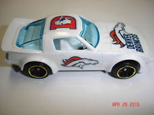 CUSTOM WHITE DENVER BRONCOS MAZDA RX-7