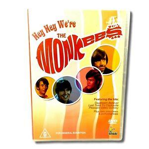 Hey Hey We're The Monkees - All Regions DVD