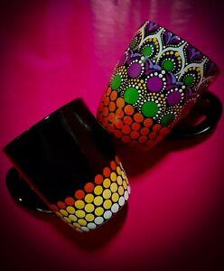 Coffee Mug Hand-painted