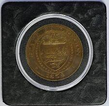 1915 Panama Pacific Expo San Francisco, CA Oregon State Building Medal HK-411