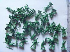 lot de 40 soldats Americain plastique 2cm A