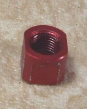 2004 - 2005 MARZOCCHI BOMBER Z1 FREERIDE CARTRIDGE - RED ALLOY RETAINING NUT