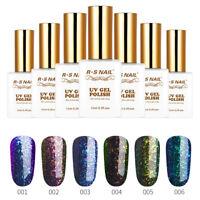 RS Nail Gel Nail Polish UV LED Sequined Soak Off Glitter Super Polish Star Gel