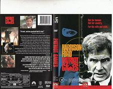 Patriot Games-1992-Harrison Ford-Movie-DVD