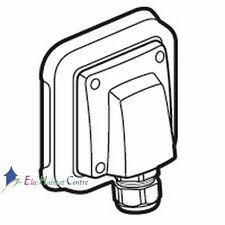 Sortie de câble étanche encastré gris Plexo 20/32A Legrand 69850